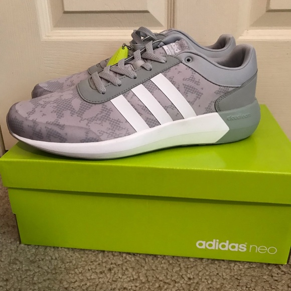 NEW Adidas cloud foam race size 11 women's NWT
